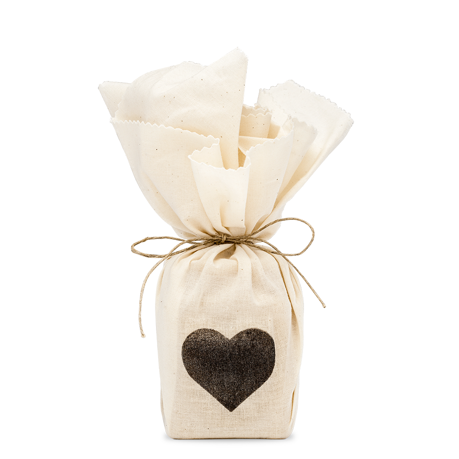Heart Candle Packaging